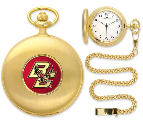 boston-college-eagles-gold-tone-pocket-watch