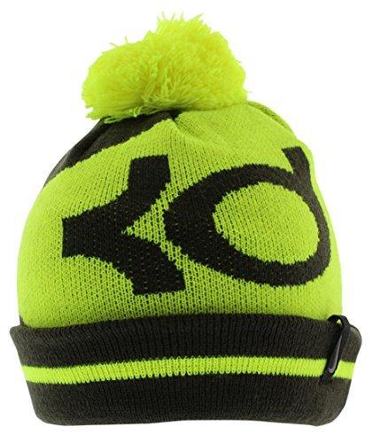 Youth Boy's Nike KD Pom Knit Beanie Hat 8/20