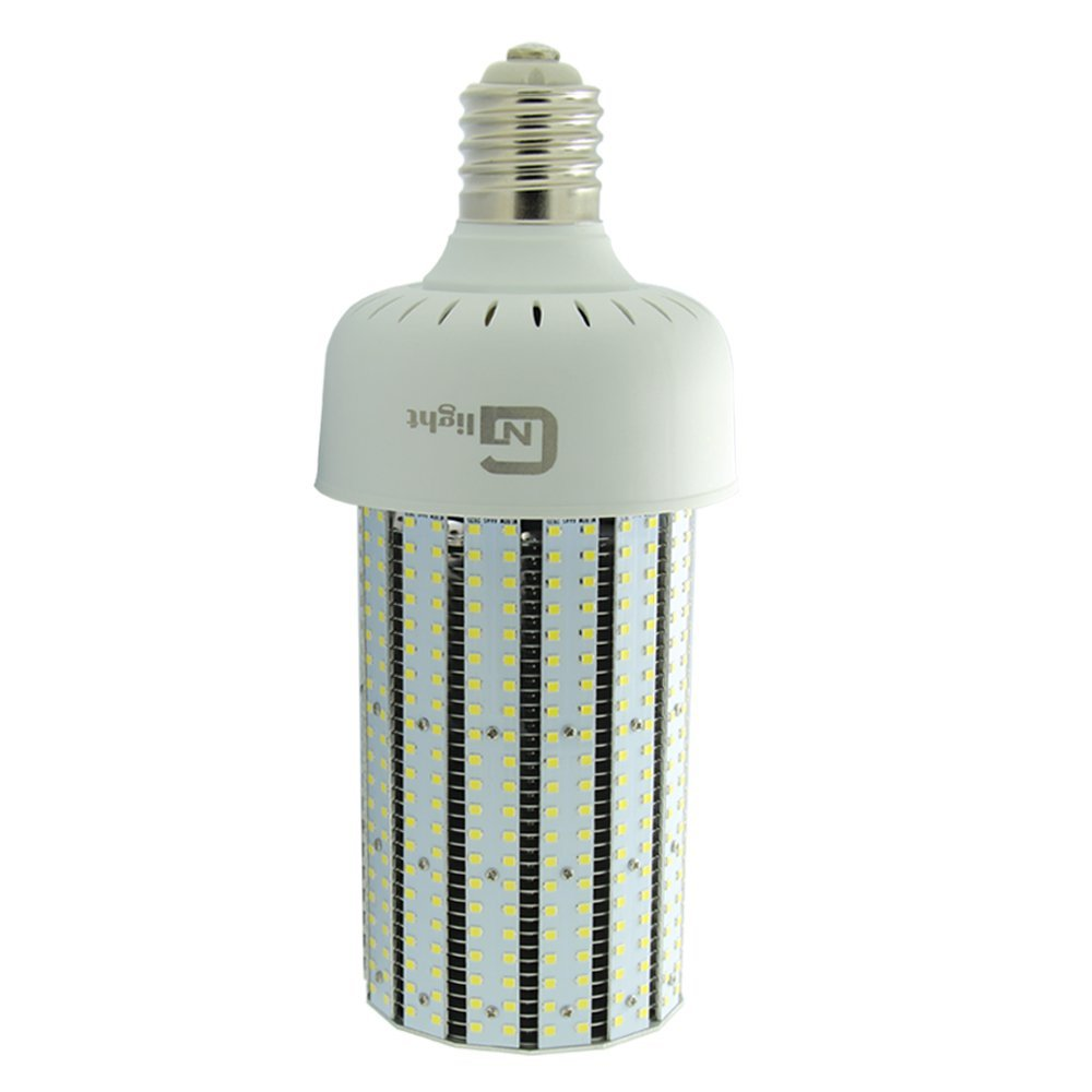 High Lumen 13442lm E39 Mogul Base 400W Metal Halide Replacement 100w LED Corn Bulb Lamp Ac90-277v 6500K Cool White for Parking lot Warehouse [並行輸入品] B06XW16C46