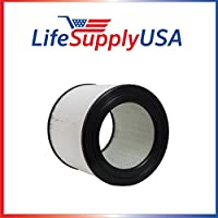Filter fits Honeywell 29500 HEPA Enviracaire models: 50300, 50311, 53000, 53001, 64500, 83163, 83168 by LifeSupplyUSA