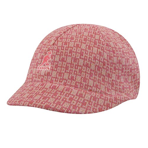 - Kangol Kid Escher Check Spacecap Bubblegum Kids S