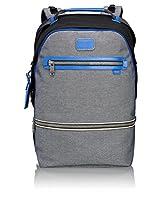 Tumi Alpha Bravo Cannon Backpack, Grey Heather/Black