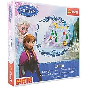 Frozen Eiskönigin Mensch ärgere dich nicht Spiel