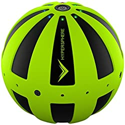 HYPERSPHERE By Hyperice - 3 Speed Localized Vibration Therapy Ball - Ideal For Sore Muscle Release - Deep Tissue Massage - Relieve Muscle Pain and Stiffne