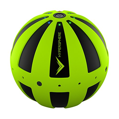 HYPERSPHERE By Hyperice - 3 Speed Localized Vibration Therapy Ball - Ideal For Sore Muscle Release -...