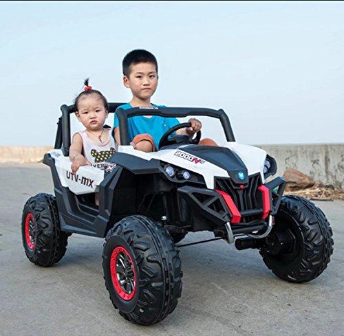 Lamborghini Quad Bike: 2 Seater Buggy Quad Bike All Wheels 4WD Drive Ride On Kids