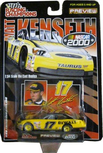 Racing Champions Nascar 2000 Matt Kenseth #17 Dewalt ()