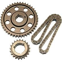 Cloyes 9-3612X3-10 Race Billet True Roller Timing Kit 0.010 in. Reduced CD Incl. Billet Steel Cam Sprocket/3 Key Billet Steel Crank Sprocket/.250 True Roller Chain Race Billet True Roller Timing Kit