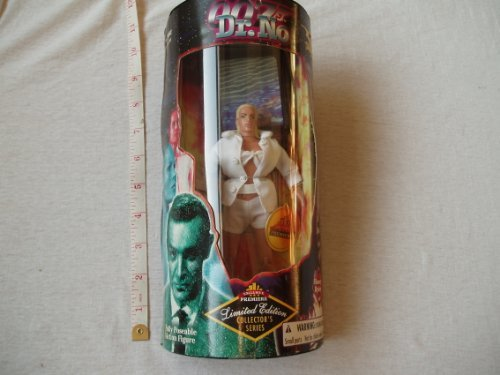 Honey Ryder Action Figure - Exclusive Premiere Limited Edition 007 James Bond Dr. No Collector's Series