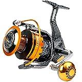 Best Spinning Reels - Burning Shark Fishing Reels- 12+1 BB, Light Review