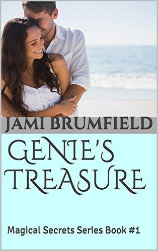 book cover of Genie\'s Treasure