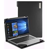 Broonel - Profile Series - Black Leather Luxury Laptop Case For The LG Gram 15 Z980