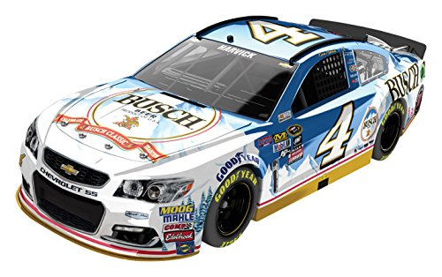 Lionel Racing Kevin Harvick #4 Busch Beer 2016 Chevrolet SS NASCAR Diecast Car (1:24 Scale), (Chrome Diecast Car)
