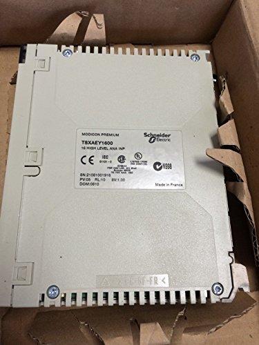 NEW SCHNEIDER TSXAEY1600 MODICON PREMIUM PLC ANALOG INPUT MODULE GB