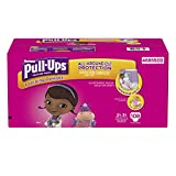 Pull ups Learning designs training pants for girls, 2t-3t, 108 Count Econo Plus