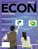 ECON Microeconomics (with Economics CourseMate with eBook Printed Access Card), William A. McEachern, 1111822212