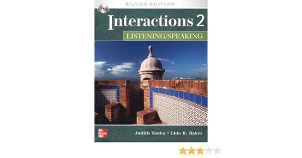 Interactions level 2 listeningspeaking student book plus key code interactions level 2 listeningspeaking student book plus key code for e course judith tanka lida r baker 9780077201579 amazon books fandeluxe Gallery