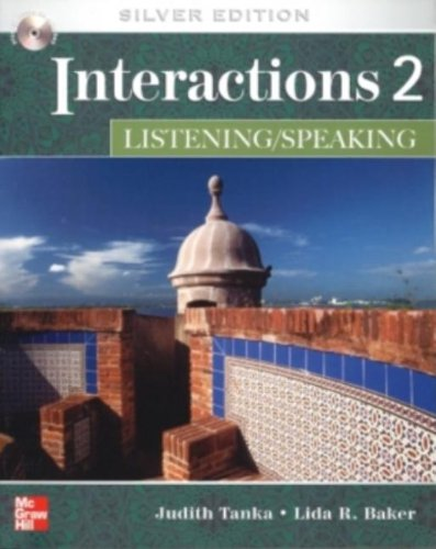 Interactions Level 2 Listening/Speaking Student Book plus...