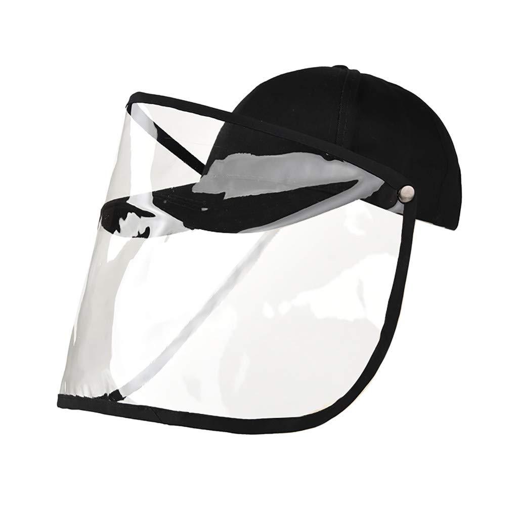 MulisY Cappello Pescatore, Cappelli Tesa Larga Cappello Antivento Protector Cappello Duro cap (F)