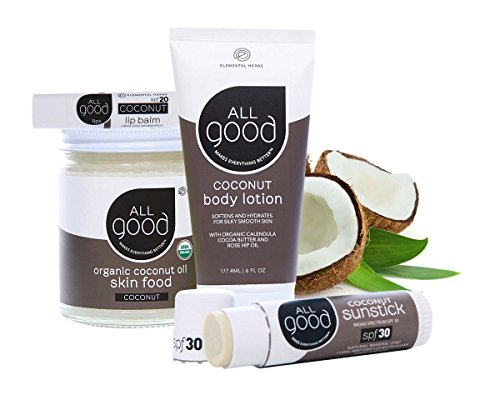 All Good Lavender Lover s Set – Lotion, Skin Food, Healing Balm