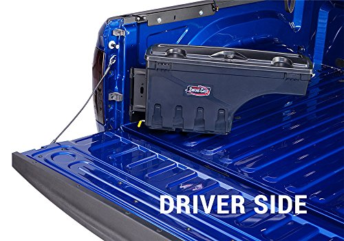 UnderCover SwingCase Truck Storage Box | SC203D | fits 2015-2019 Ford F-150 Drivers - F150 Parts Accessories Ford
