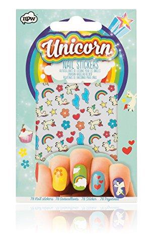 Unicorn Nail Sticker