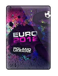 New Poland Ukraine Euro 2012 Tpu Case Cover, Anti-scratch ZippyDoritEduard Phone Case For Ipad Air