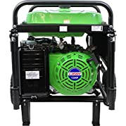 Lifan ES5700-CA Energy Storm Portable Generator with Recoil Start, 5700W