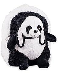 Panda Bear Plush Kids Play Backpack with Removeable Stuffed Panda Bear