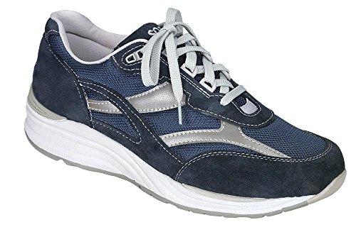 SAS Men's, Journey Mesh Walking Sneakers Blue