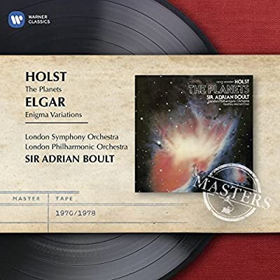 Enigma Variations / The Planets