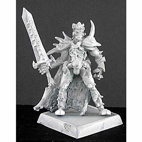 (Reaper Dauron Necropolis Hero Miniature 25mm Heroic Scale Warlord Miniatures)