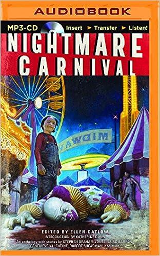 Image result for nightmare carnival ellen datlow
