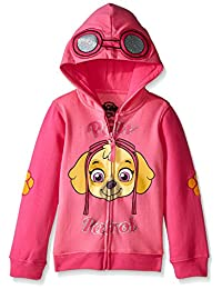 Nickelodeon Girls Toddler Girls Paw Patrol Skye Toddler Girl Hoodie