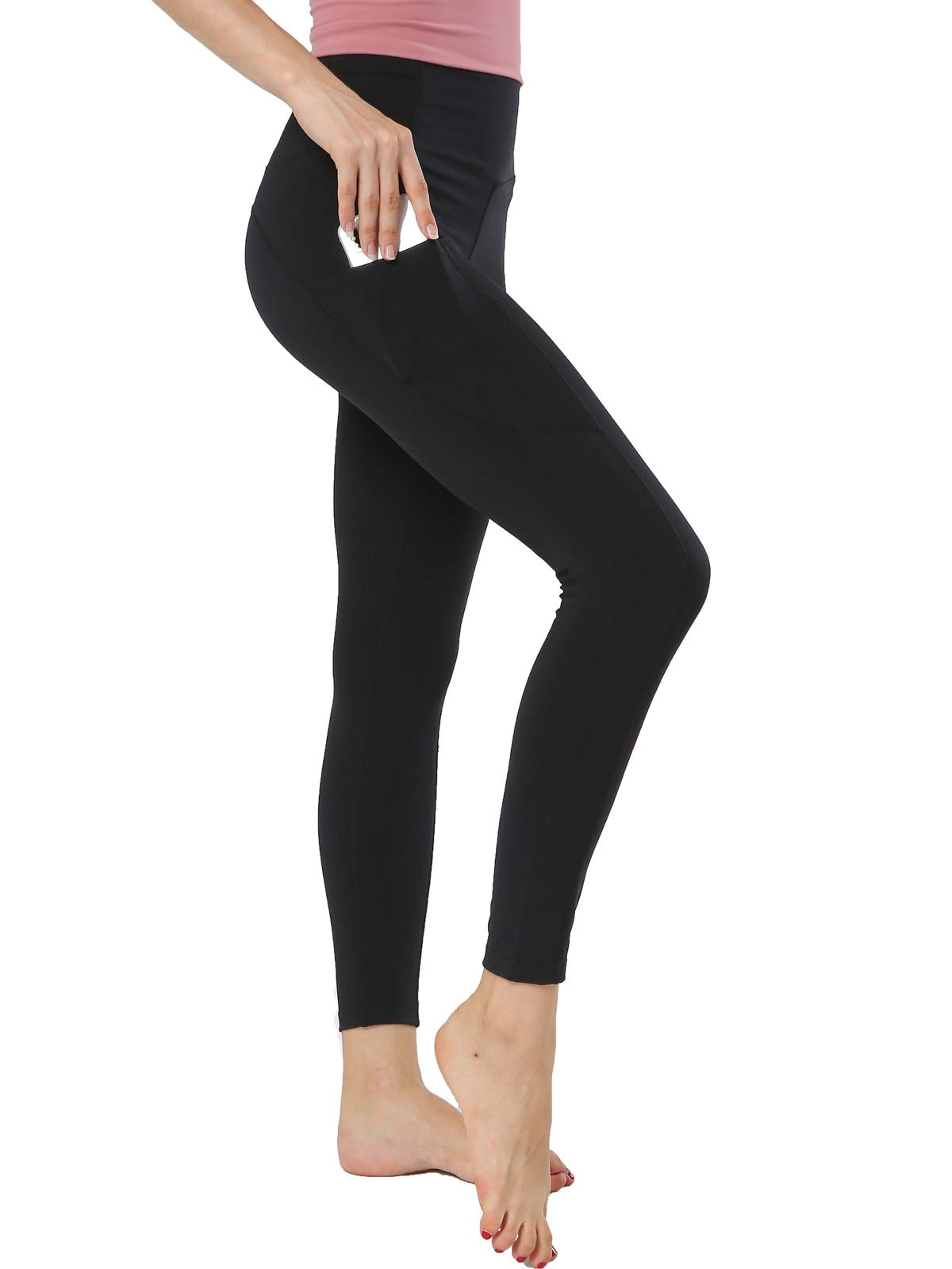 Flyily Women S Yoga Pants With Pockets H Buy Online In Canada At Desertcart