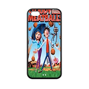 Custom Cloudy With A Chance Of Meatballs Back Cover Case for iphone 5C JN5C-317