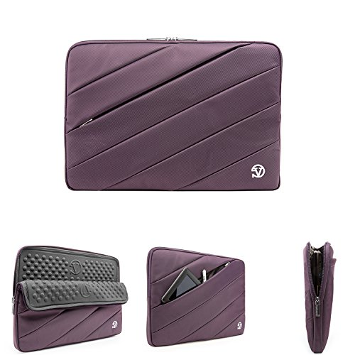 13.3inch Laptop Sleeve Case Messenger Bag Briefcase for Samsung Chromebook / Chromebook 3 / ATIV / Notebook 9 / Acer Chromebook / Asus Chromebook / E / ZenBook / Google Chromebook / Microsoft (Microsoft Laptop Sling)