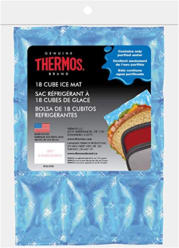 Thermos Ice Mat, 18 Cube
