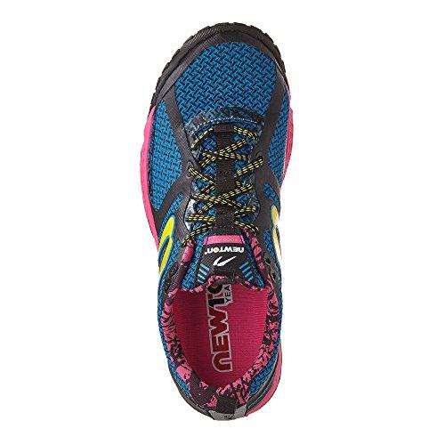 donna da Scarpe Newton da Running Blu Boco donna blu rosa Trail Shoe At Iii q1FZE