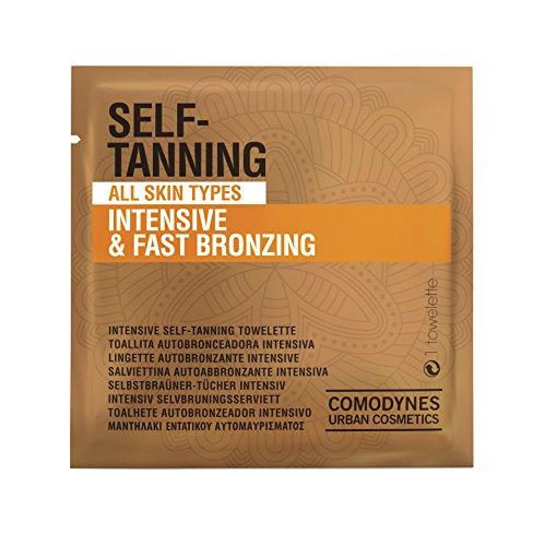 COMODYNES Self-Tanning Intensive Towels- 24 PACK
