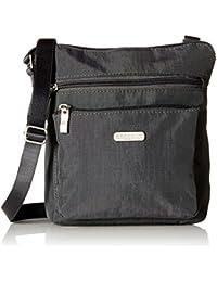 Pocket Lightweight Crossbody Bag–Spacious, Water-Resistant Travel Purse.