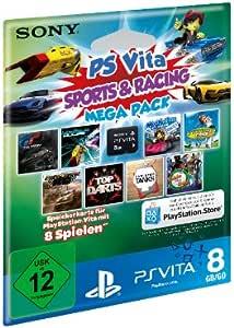 PS Vita Mega Pack Sports & Racing [Importación Alemana]: Amazon.es ...