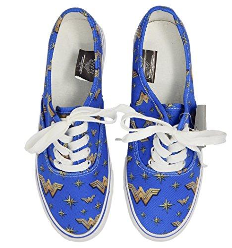 Dc Comics Wonder Femme Film Lo-pro Chaussures