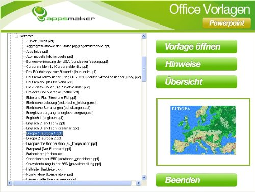 Office Vorlagen Professional: Amazon.de: Software