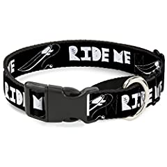 Your dog will be the talk of the town when people notice they're wearing this awesome Martingale Dog Collar! Made from high-density polyester and durable steel components, this collar is built to last. This collar is the perfect pet training ...