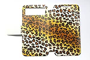 Universal Phone Cover Case for Maxx Genx Droid7 Axd10 Case Leopard grain