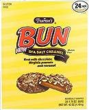 Pearson's Bun Bar - Sea Salt Caramel 24ct