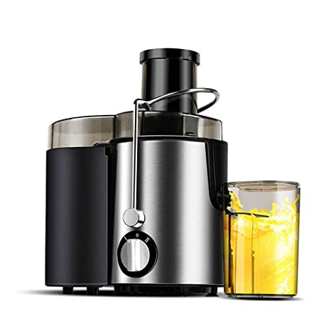 Dapang Exprimidor eléctrico Big Mouth Juice Extractor, 400 ...