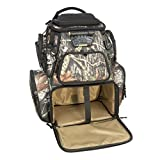 CLC Custom Leathercraft Wild River by CLC Custom Leathercraft WCN604 Tackle Tek Nomad LED Lighted Camo Backpack without Trays, Mossy Oak