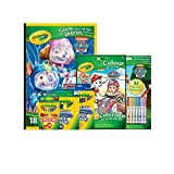 Crayola Paw Patrol Colour & Draw Art Pack, 49 Pieces, School and Craft Supplies, Gift for Boys and Girls, Kids, Ages 5, 6,7,8 and Up, Holiday Toys, Stocking , Arts and Crafts,  Gifting